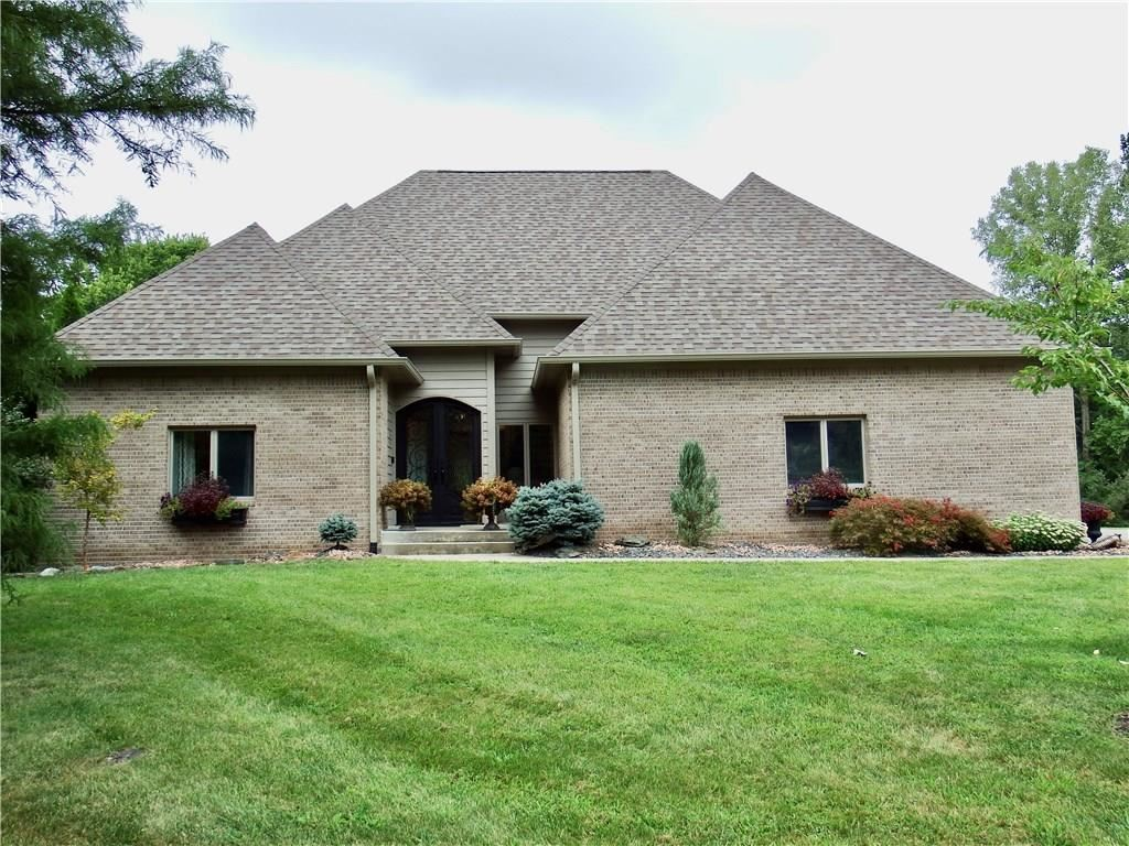 4390 West OLIVE BRANCH Road, Greenwood, IN 46143 - #: 21734636