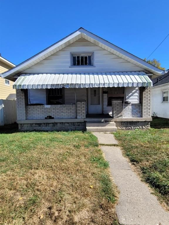 1437 North BELLEVIEW Place, Indianapolis, IN 46222 - #: 21745636