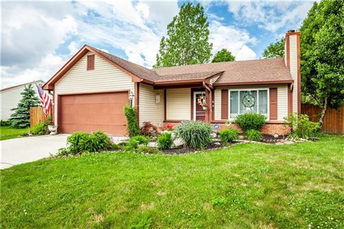 Photo of 6244 Hazelhatch Drive, Indianapolis, IN 46268 (MLS # 21714637)
