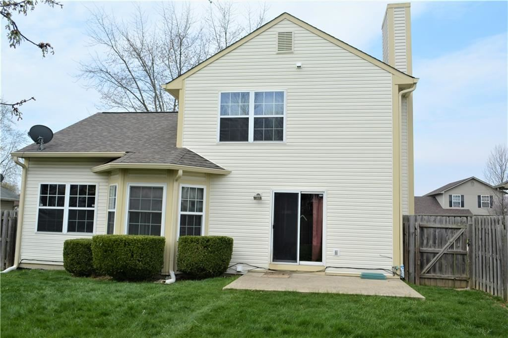 Photo of 6019 Sycamore Forge Lane, Indianapolis, IN 46254 (MLS # 21776637)