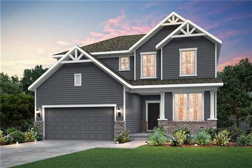 Photo of 1403 Oak Lake Lane, Brownsburg, IN 46112 (MLS # 21746638)