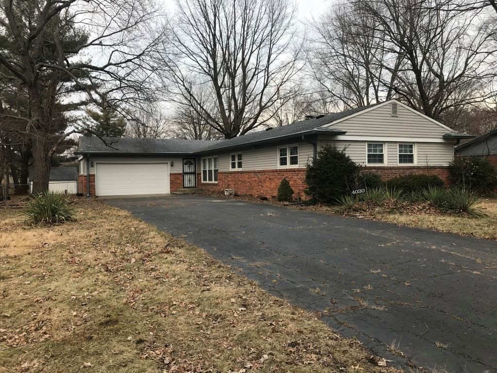 4030 Westover Drive, Indianapolis, IN 46268 - #: 21760638