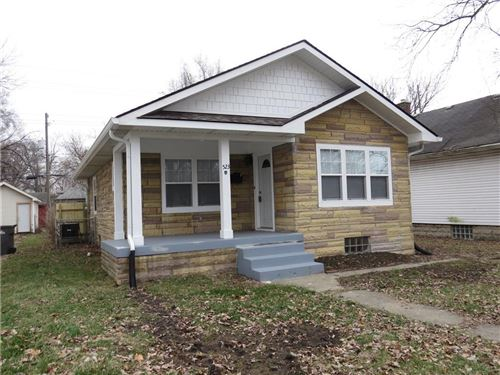 Photo of 523 North Chester Avenue, Indianapolis, IN 46201 (MLS # 21692639)