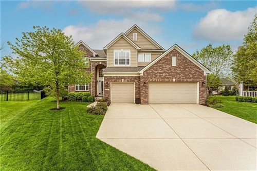 Photo of 8470 Harrison Point, Fishers, IN 46038 (MLS # 21782639)