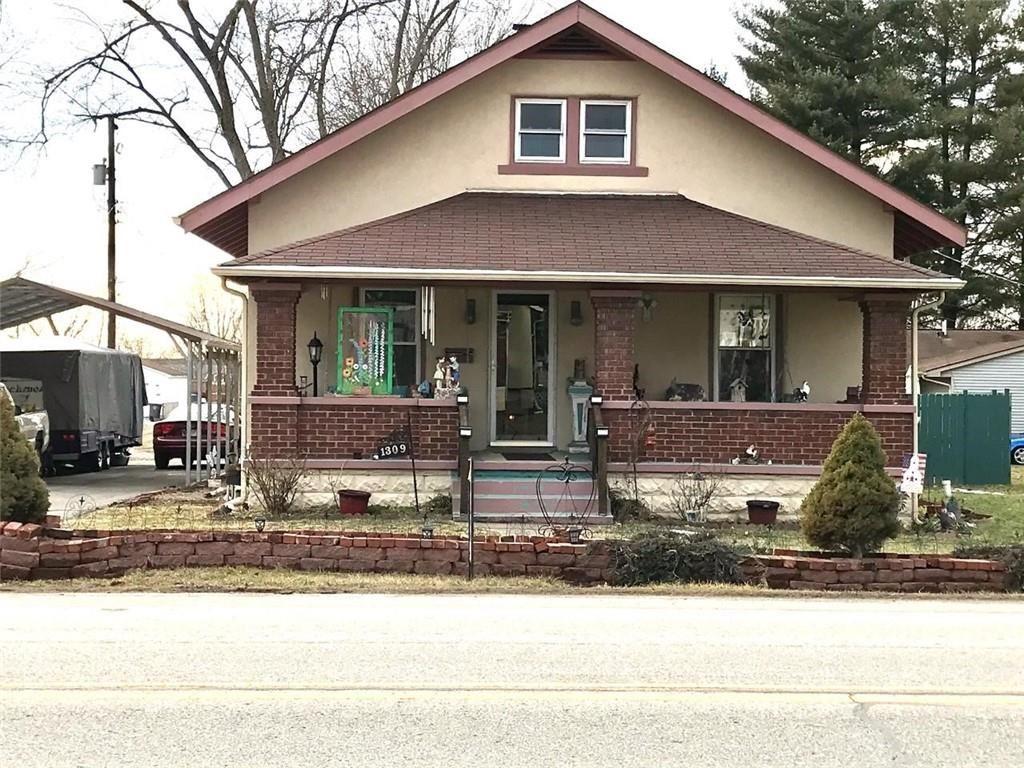 1309 North Ewing Street, Seymour, IN 47274 - #: 21765639