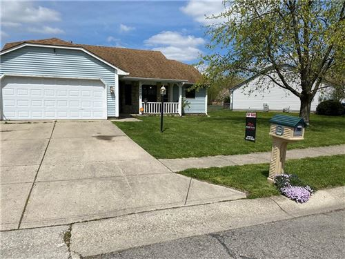 Photo of 3208 North CHERRY LAKE Lane, Indianapolis, IN 46235 (MLS # 21778641)