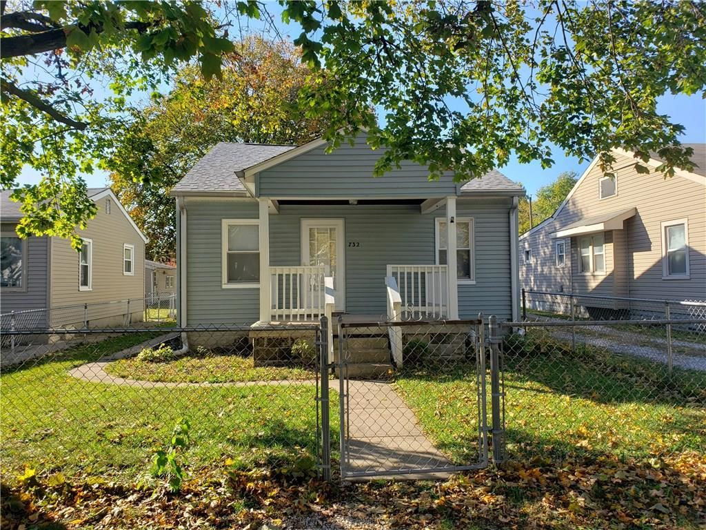 732 South Biltmore Avenue, Indianapolis, IN 46241 - #: 21678641