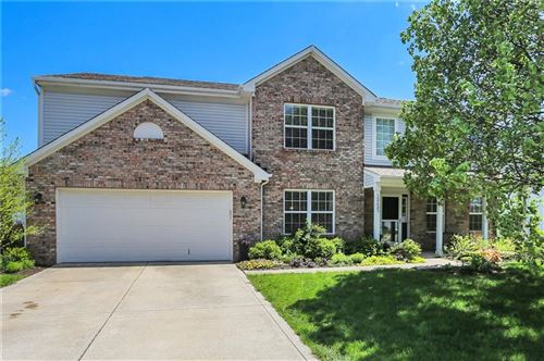 Photo of 12623 Raiders Boulevard, Fishers, IN 46037 (MLS # 21784642)