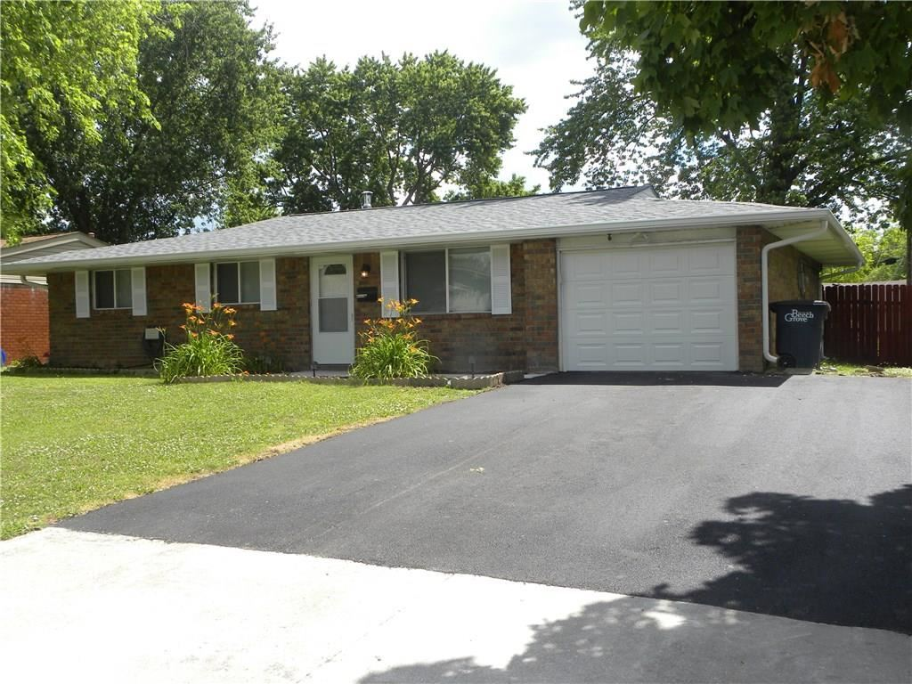 1417 South 9th Avenue, Beech Grove, IN 46705 - #: 21721642