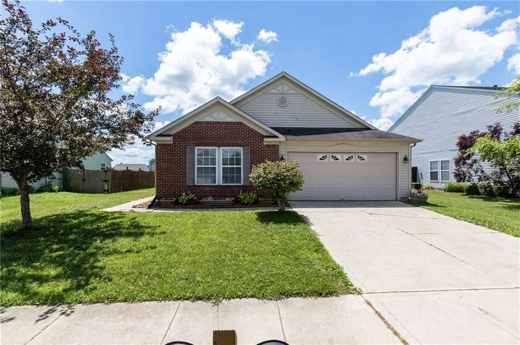 9889 Big Bend Drive, Indianapolis, IN 46234 - #: 21724642