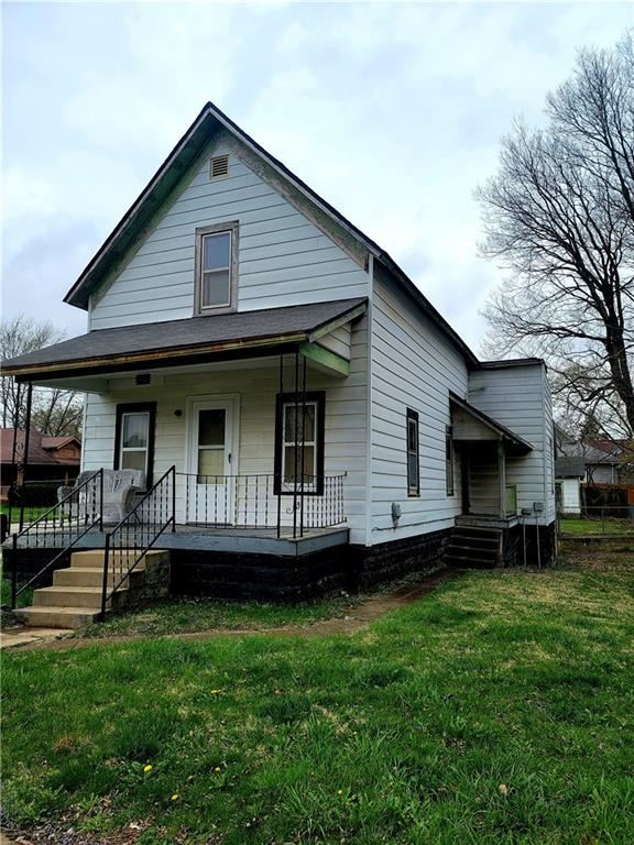Photo of 56 West Meredith Street, Frankfort, IN 46041 (MLS # 21777642)
