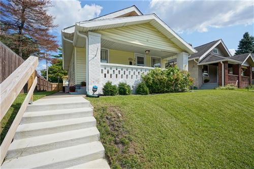Photo of 27 N Campbell Avenue, Indianapolis, IN 46219 (MLS # 21813643)