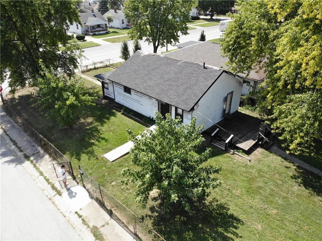 4826 East 21st Street, Indianapolis, IN 46218 - #: 21667643