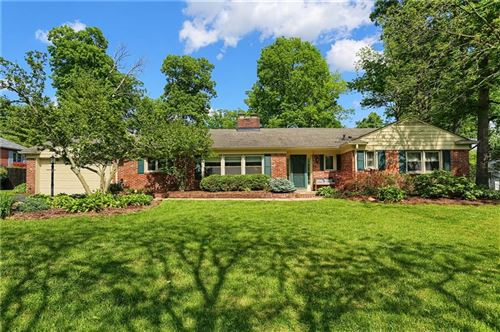 Photo of 6215 Bramshaw Road, Indianapolis, IN 46220 (MLS # 21714644)