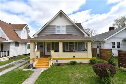 Photo of 1839 East Riverside Drive, Indianapolis, IN 46202 (MLS # 21778644)