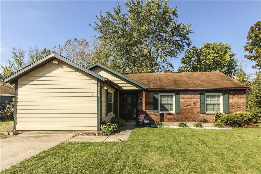 3238 North Eastbrooke Circle, Indianapolis, IN 46235 - #: 21672644