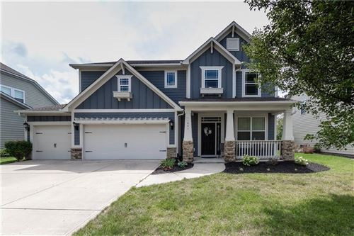Photo of 11041 WESTOVES Drive, Noblesville, IN 46060 (MLS # 21731645)