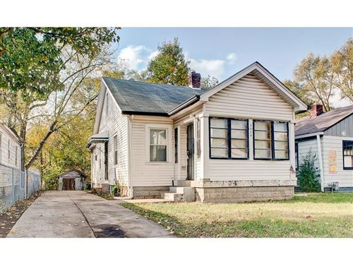 Photo of 3528 Brouse Avenue, Indianapolis, IN 46218 (MLS # 21748645)