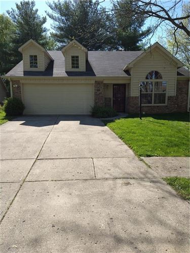 Photo of 2947 Sunnyfield Court, Indianapolis, IN 46228 (MLS # 21783645)