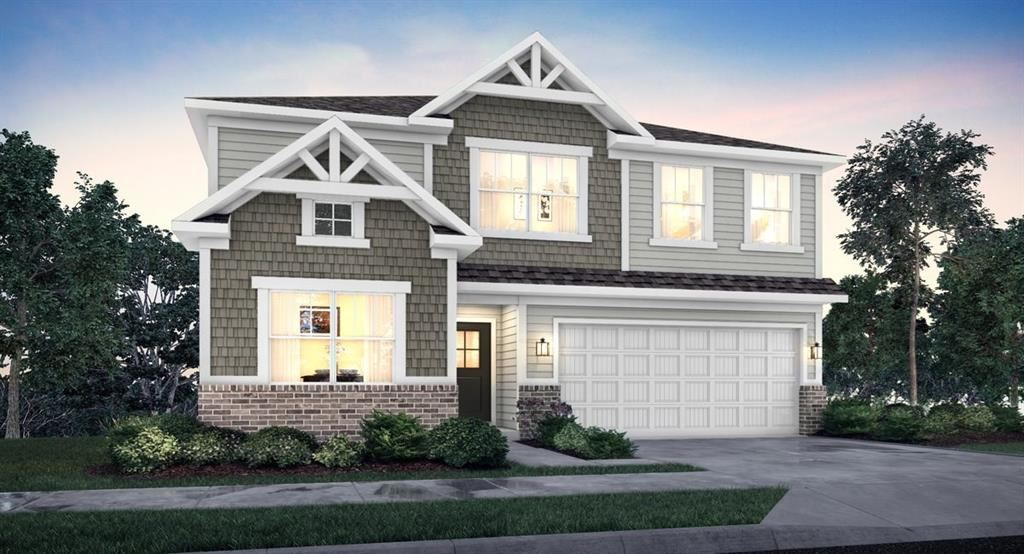 9735 Sonnette Circle, Fishers, IN 46040 - #: 21693645