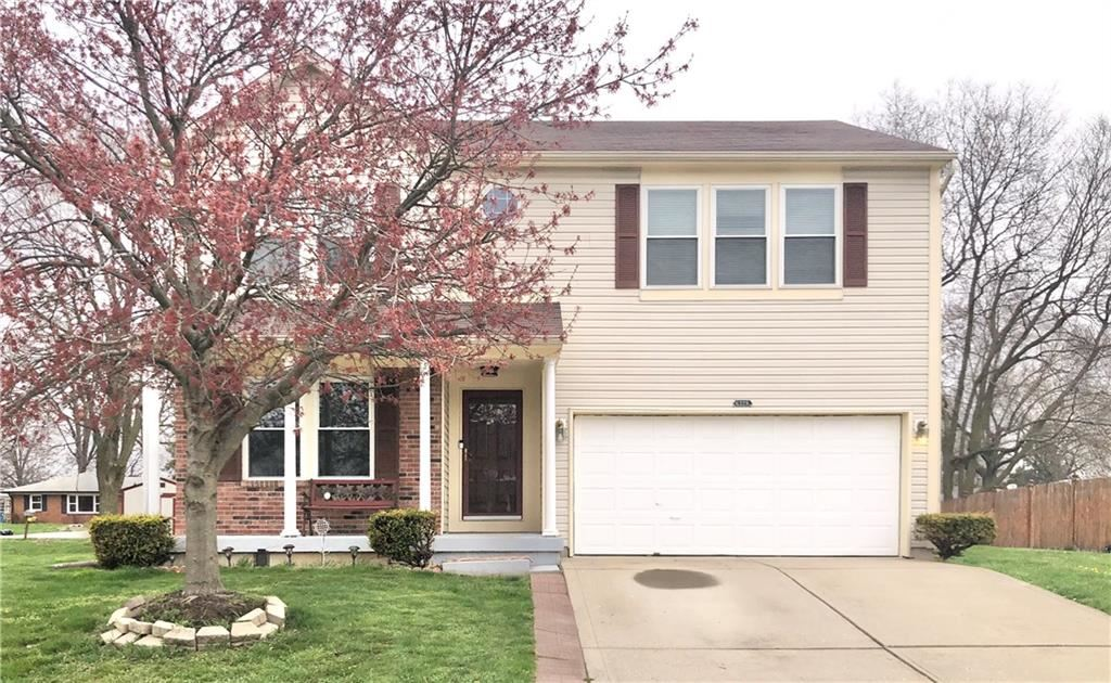 6328 Breezeway NW Court, Indianapolis, IN 46254 - #: 21703646
