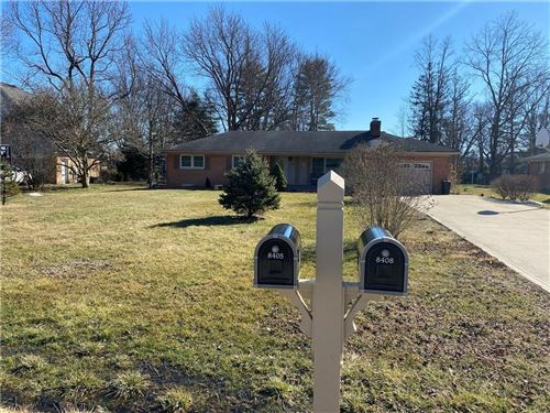 Photo of 8405 West 88th Street, Indianapolis, IN 46278 (MLS # 21769647)