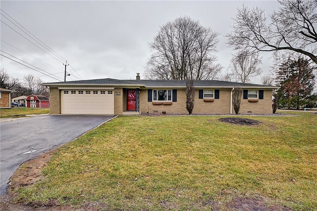 4541 Lois Lane, Indianapolis, IN 46237 - #: 21699647