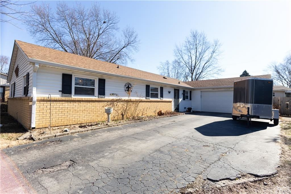 1735 Bluewater Court, Indianapolis, IN 46229 - MLS#: 21768647