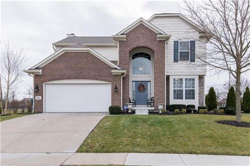 Photo of 14111 Nicholas Drive, Carmel, IN 46074 (MLS # 21684648)