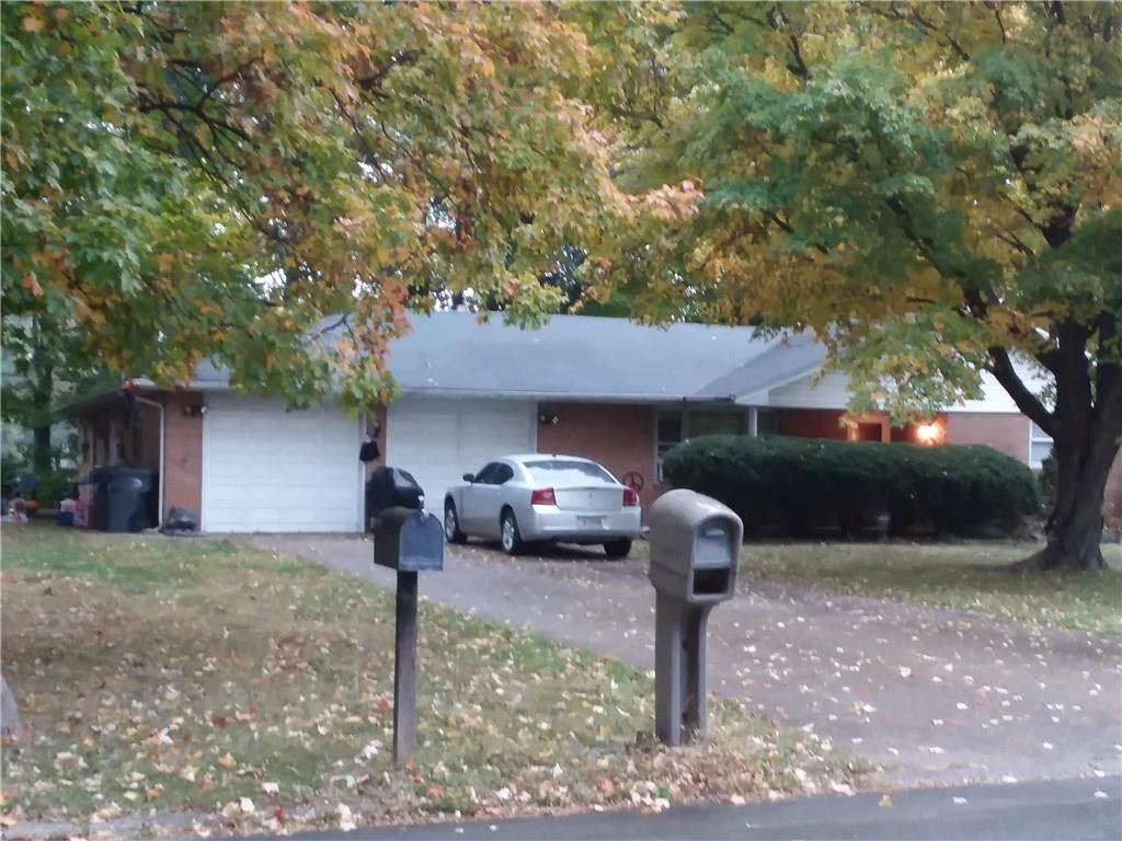 1210 Chesterfield Drive, Anderson, IN 46012 - #: 21676648
