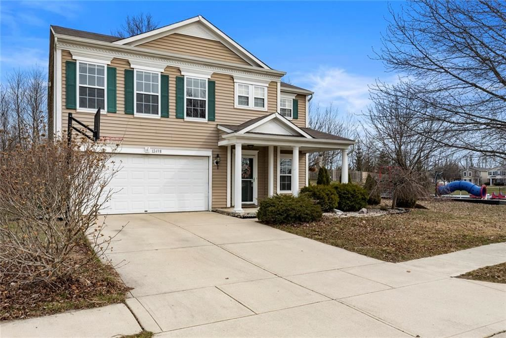 Photo of 12698 Republic Drive, Fishers, IN 46037 (MLS # 21699648)