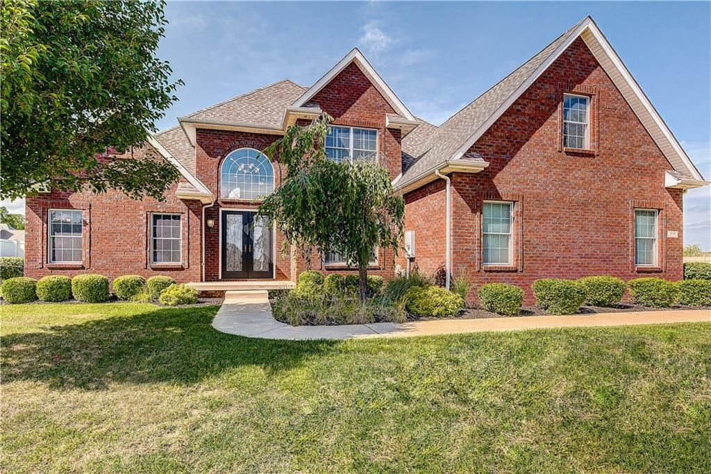 2846 Bluebell W Court, Columbus, IN 47201 - #: 21663649