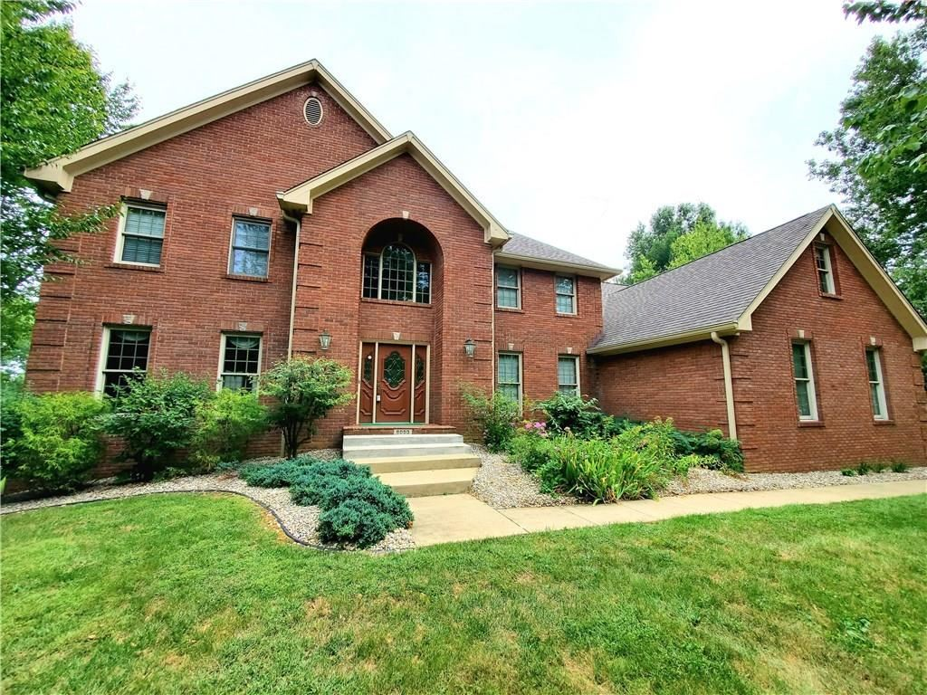 6003 Channel Drive, Columbus, IN 47201 - #: 21738649