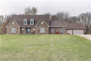 Photo of 3626 North 300 E, Greenfield, IN 46140 (MLS # 21680650)