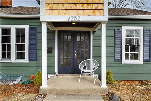 Photo of 6252 Broadway Street, Indianapolis, IN 46220 (MLS # 21690650)
