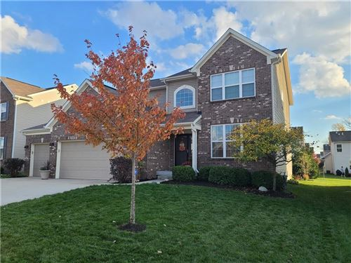 Photo of 11831 Bellhaven Drive, Fishers, IN 46038 (MLS # 21768650)