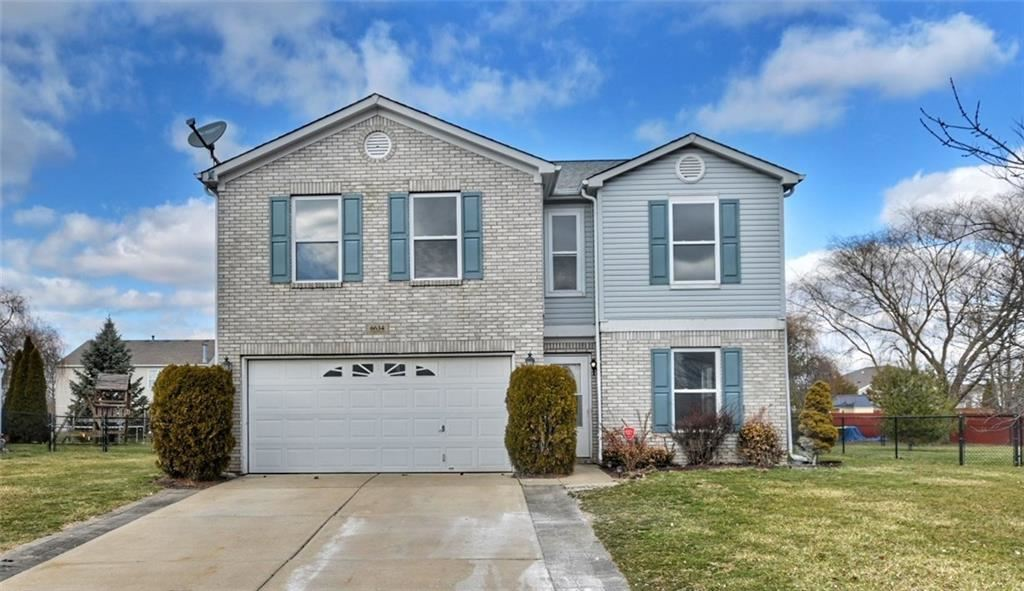 6634 Chambers Court, Indianapolis, IN 46237 - #: 21695650