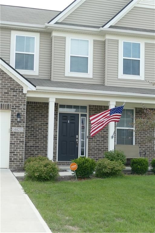 4423 Goose Rock Drive, Indianapolis, IN 46239 - #: 21730651