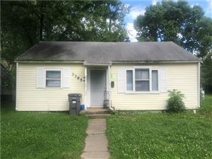 Photo of 3365 Wallace, Indianapolis, IN 46218 (MLS # 21659653)