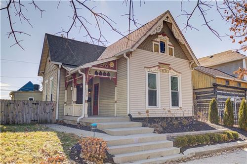 Photo of 1239 MARLOWE Avenue, Indianapolis, IN 46202 (MLS # 21769653)