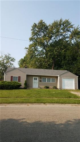 Photo of 2206 Magnolia Place, Indianapolis, IN 46219 (MLS # 21813653)
