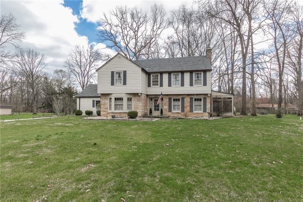 Photo of 3305 Rutledge Drive, Indianapolis, IN 46228 (MLS # 21765653)