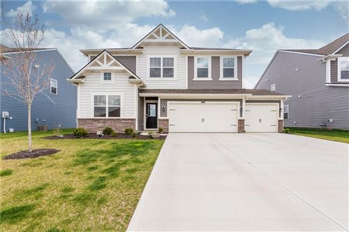 Photo of 8808 Winton Place, Pendleton, IN 46064 (MLS # 21778655)