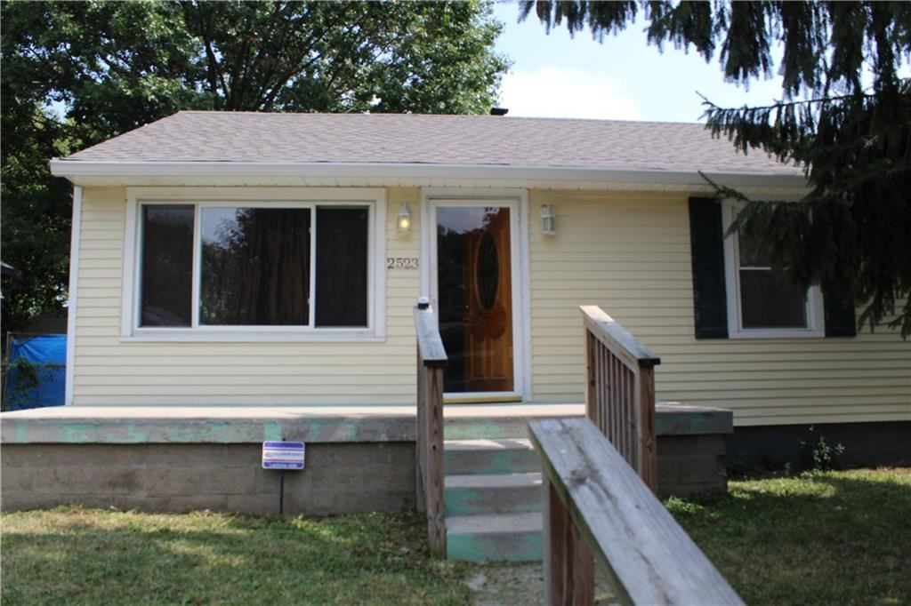 2523 South MC CLURE Street, Indianapolis, IN 46241 - #: 21738656