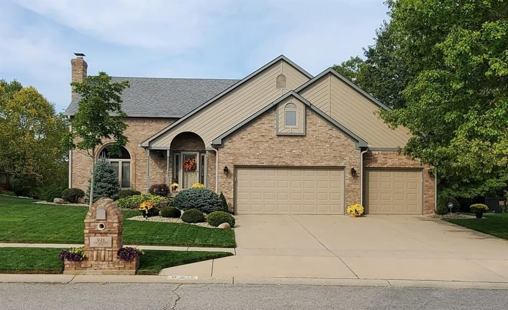 921 New Harmony Drive, Indianapolis, IN 46231 - #: 21740656