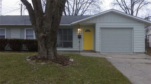 Photo of 3650 North Brentwood Avenue, Indianapolis, IN 46235 (MLS # 21697657)