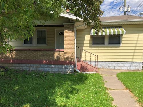 Photo of 1017 North Denny Street, Indianapolis, IN 46201 (MLS # 21715657)