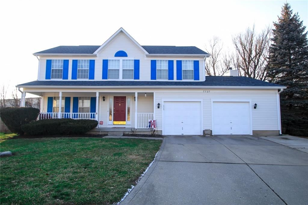 7727 Gullit Way, Indianapolis, IN 46214 - #: 21690657