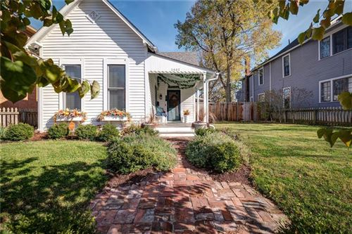 Photo of 1461 North New Jersey Street, Indianapolis, IN 46202 (MLS # 21749658)