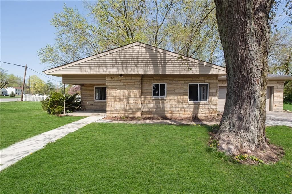 Photo of 6329 Michigan Road, Indianapolis, IN 46268 (MLS # 21777658)